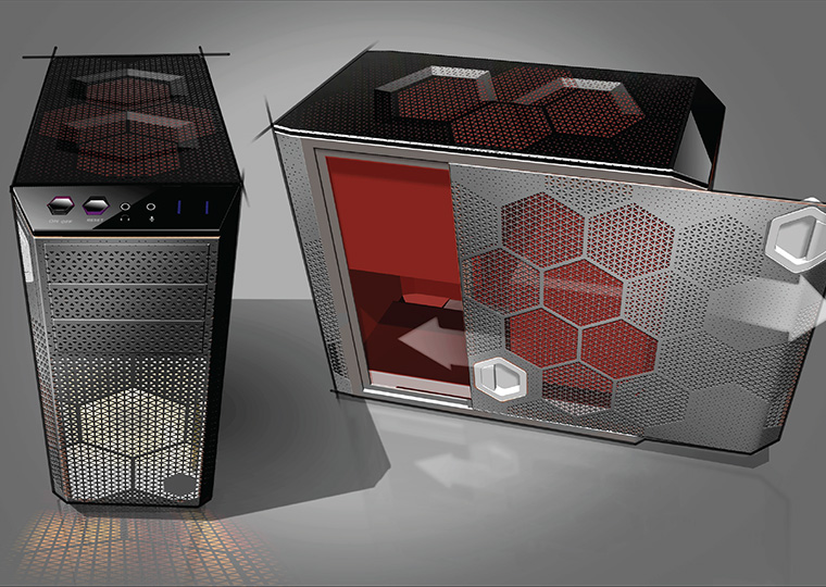Corsair PC Gaming Cases
