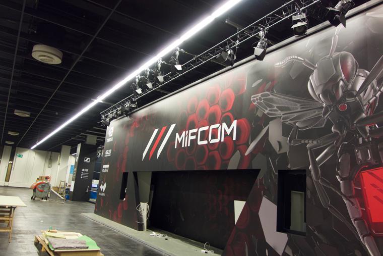 MIFCOM @gamescom 2016