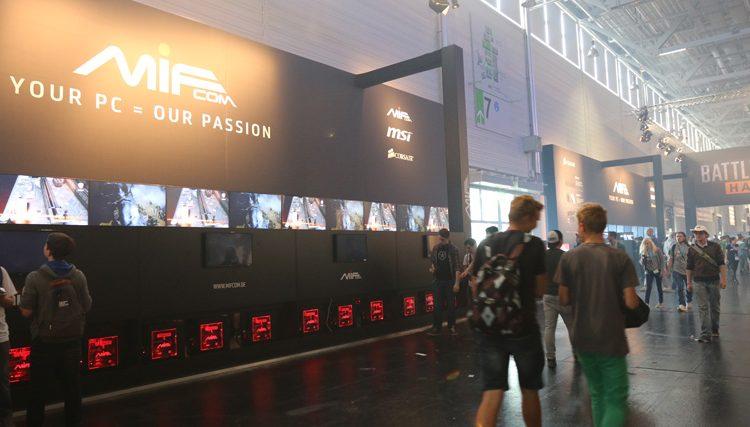 Electronic Arts @gamescom